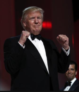 Trump White House correspondents dinner